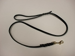 Soft Leather Leash 3/8